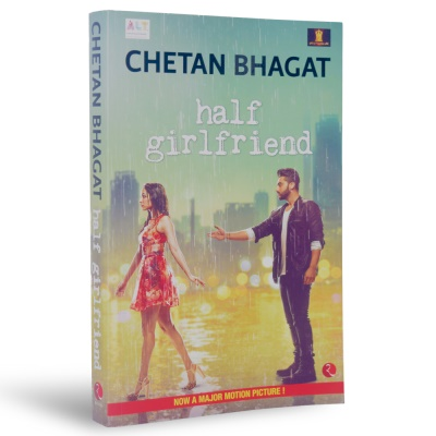 Half Girlfriend Author Signed (Limited Edition)