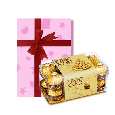 Ferrero Rocher Luxury Chocolate Box